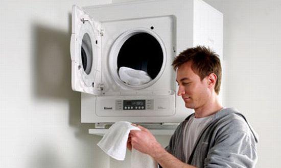 casa moderna roma italy asciugatrici di piccole dimensioni